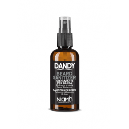 Dandy Beard Sanitizer Igienizzante spray barba e baff