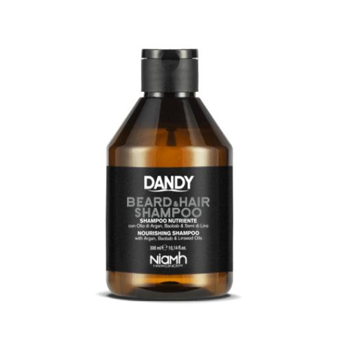 Dandy Beard & Hair Shampoo barba e capell