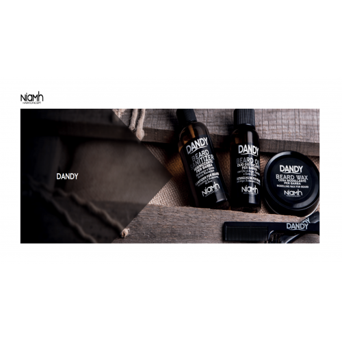 Dandy Beard Wax Cera modellante per barba e baffi