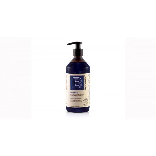 Biocomply shampoo antigiallo 500ml