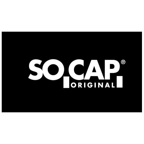 SOCAP spazzola scoglinodidistricante colorata