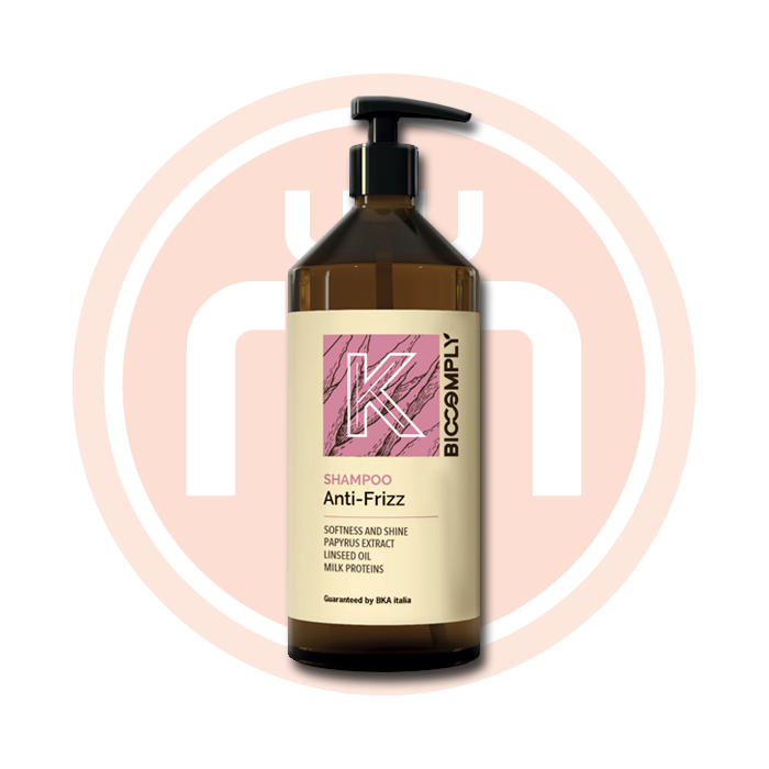 BIOCOMPLY SHAMPOO ANTI - FRIZZ