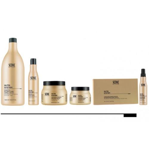 SCENIC NUTRY SYSTEM Trattamento intensivo per capelli secchi e aridi