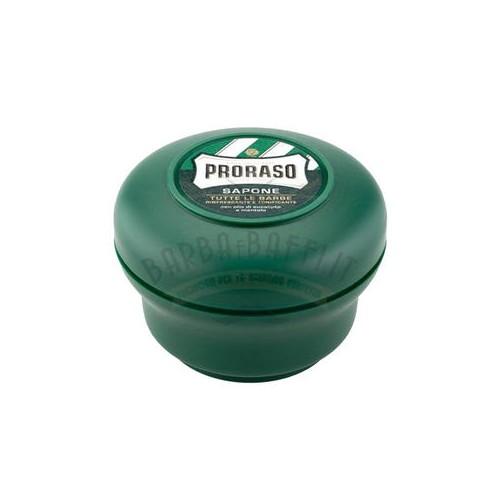 Proraso Sapone Barba Eucalipto e Mentolo ciotola verde 150 ml