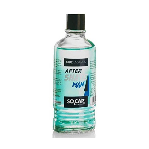 SOCAP After Shave Man Cool Sensation 400ml