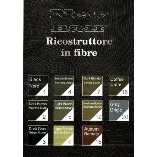 Retro Professional New Hair Ricostruire fibra