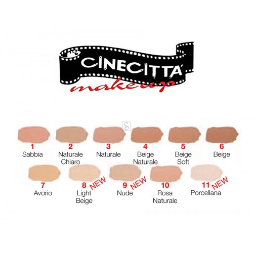 Fondotinta fluido lifting - Cinecittà Make Up