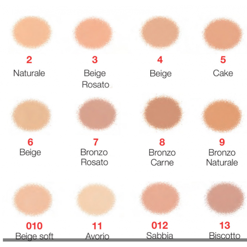 CINECITTA' MAKE UP COLOR CAKE